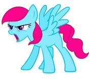 Venus moon cristal pony