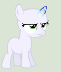 Angry pony base by alari1234 bases-d86gxzd