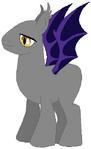 Bat pony stallion base