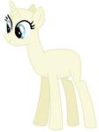 Earth pony mare base 02