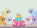 Mlp base happy b day by cloudyponyartists-d89fcp6
