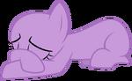 My little pony base 23 sad by drugzrbad-d5w3lmr