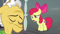 "Apple Bloom ""came here because you're sorry"" S7E13"