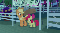 """Apple Bloom """"when one of our traps nab him!"""" S9E10"""
