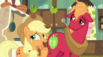 """Applejack """"that old mare's tale"""" S9E10"""