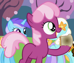 Cheerilee as a filly ID S4E12.png