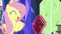 """Fluttershy """"there's a ton of animal friends!"""" S5E23"""