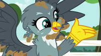 Gabby --excited to show my lovely new cutie mark-- S6E19