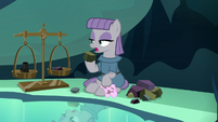 "Maud Pie adding ""and comedy"" S7E24"