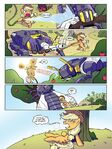 My Little Pony Transformers issue 4 page 2