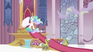 My Little Pony theme song Księżniczka Celestia w pałacu