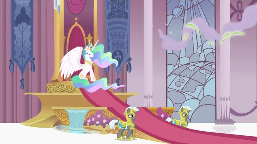 Księżniczka Celestia/Przyjaźń to magia/Galeria