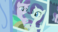 Photograph of Starlight and Rarity S7E1
