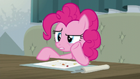 """Pinkie whispering """"whatever this is"""" S6E12"""