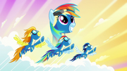 Rainbow Dash's dream made real S6E7.png
