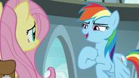 "Rainbow Dash ""always sends me a copy"" S9E21"