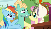 """Rainbow singing """"the next one will appear"""" S6E11"""