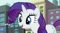 """Rarity """"that really is the perfect gift for Maud!"""" S6E3"""