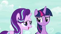 """Starlight """"a cutie mark camp is a great idea"""" S7E14"""
