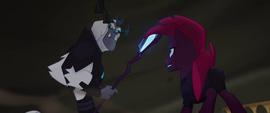 Tempest stands before Storm King again MLPTM