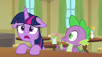"Twilight ""if Dusty Pages won't go back"" S9E5"