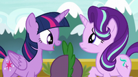 """Twilight """"your first friendship lesson is"""" S6E1"""
