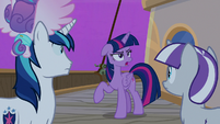 "Twilight Sparkle ""my family is happy"" S7E22"