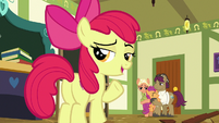 "Apple Bloom ""think she's makin' it all up?"" S9E12"