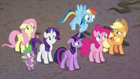 """Applejack """"all of Equestria's magic"""" S8E26"""