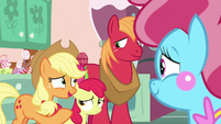 """Applejack """"used to be real good friends"""" S7E13"""