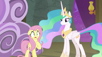 """Fluttershy """"while you watch me"""" S8E7"""