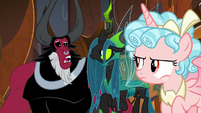 """Lord Tirek """"that was unexpected"""" S9E24"""