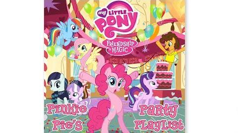 "MLP_Friendship_is_Magic_-_Pinkie_Pie's_Party_Playlist_""Super_Duper_Party_Pony""_Audio"