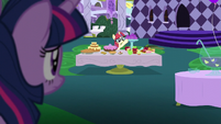Moon Dancer setting the party table S5E12
