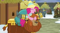 """Pinkie Pie """"no, silly!"""" MLPBGE"""