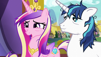 """Princess Cadance """"hope you're not too busy"""" S7E3"""