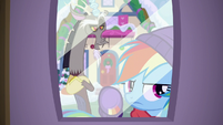 Rainbow getting more annoyed with Discord MLPBGE