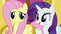 """Rarity """"that's what friends are for"""" S8E24"""