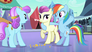 Rainbow Dash of course S3E1