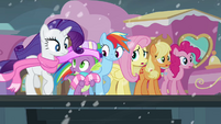 Spike and the others S3E1