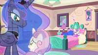"Sweetie Belle ""that's when I learned"" S4E19"