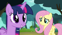 """Twilight """"gonna feel a little funny at first"""" S4E16"""