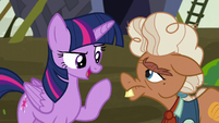 """Twilight """"we're gonna talk with these McColts"""" S5E23"""