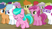 """Unnamed filly """"your gratitude is thanks enough"""" S4E15"""