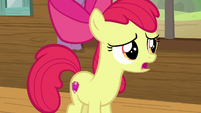 Apple Bloom -that's not how cutie marks work- S7E21