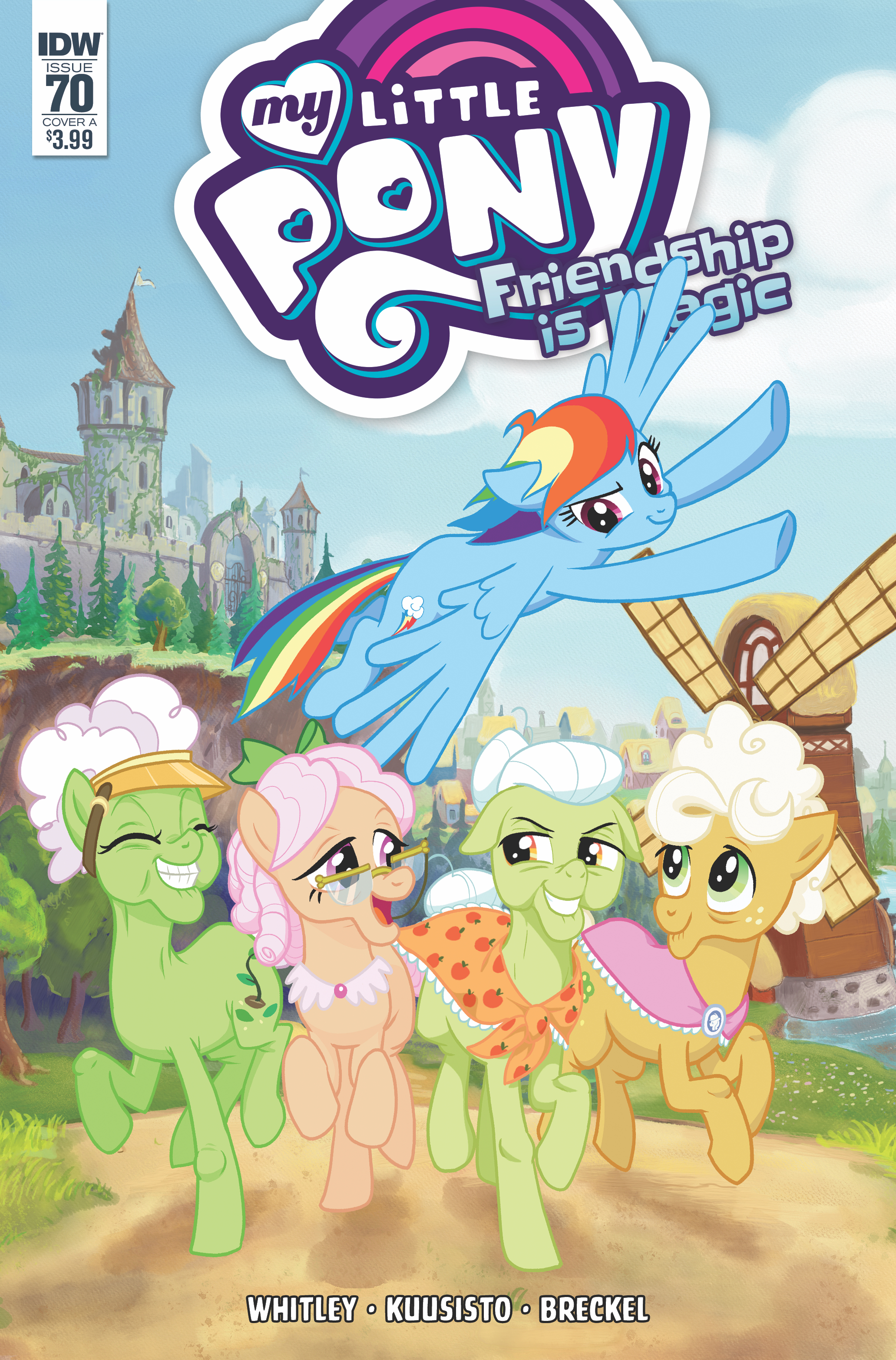 Friendship is Magic Issue 70