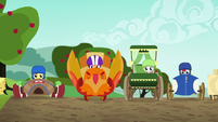 Derby racers ready for the second race S6E14