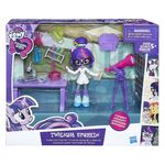 Equestria Girls Minis Twilight Sparkle Science Star Class Set packaging