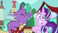 Firelight excited; Starlight does not want S8E8