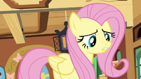 """Fluttershy """"had no idea you all have colds"""" S4E16"""